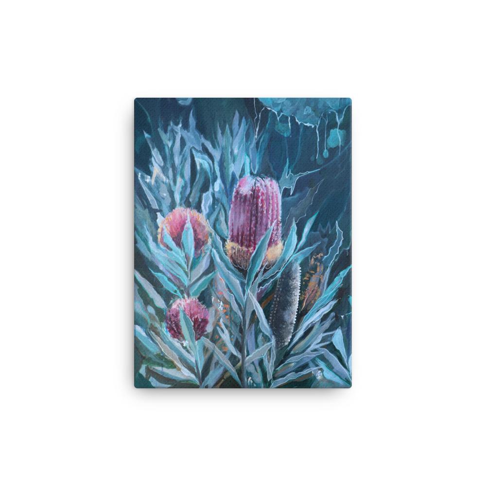 Blooming Banksia Print